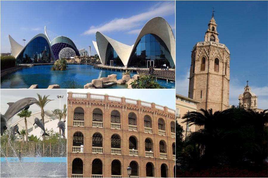 Paseo por la historia de Valencia